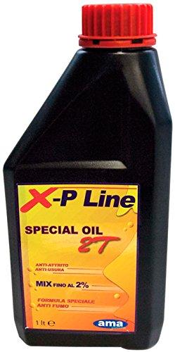 Ama 33587 XP Line Olio per Motori a 2 Tem
