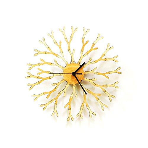 dandelion-horloge-murale-en-bois-interactive-unique