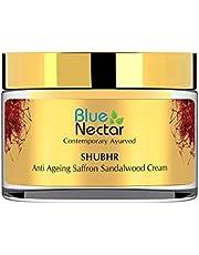 Blue Nectar Ayurvedic Anti Ageing Saffron & Sandalwood Face