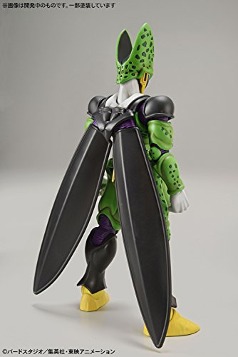 Figura Dragon Ball Perfect Cell Model Kit 18 cm 4