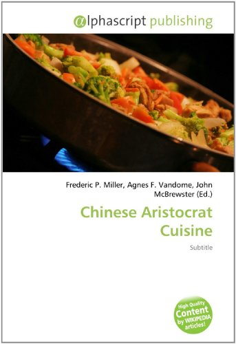 Chinese Aristocrat Cuisine