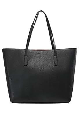 3680e472fcadb Even Odd Shopper Tasche modern - Damentasche elegant - Große Shoppertasche  zum Umhängen