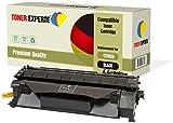 TONER EXPERTE® Premium Toner kompatibel zu CE505A 05A für HP Laserjet P2033 P2034 P2035 P2036 P2037 P2050 P2054 P2055 P2055d P2055dn P2055x Canon i-SENSYS LBP-6300dn LBP-6650dn LBP-6680x MF-6140dn