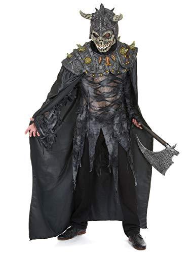 Soldat Kostüm Zombie - Generique - Halloween-Kostüm Zombie-Soldat Einheitsgröße