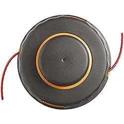 Universal HDO002 Tête de Rechange de débroussailleuse HDO002-3 mm x 5 m, Noir