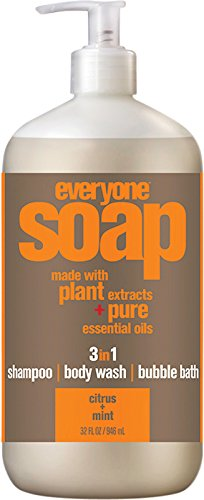 EO Products Everyone Soap Citrus and Mint 946 ml