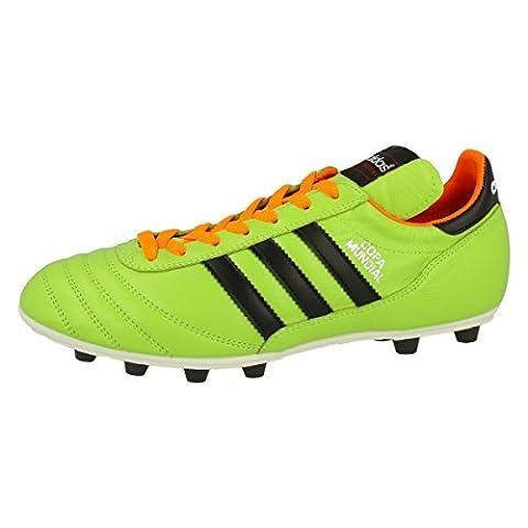 Adidas Fußballschuhe Copa Mundial Samba Herren solar slime-black-solar zest (M22354), 46 2/3,