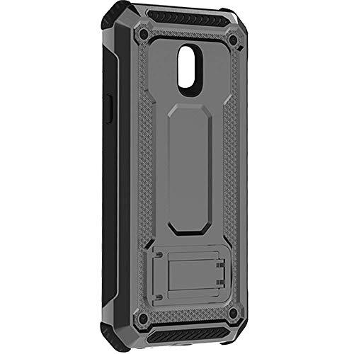 ISE SY-TGB Folding Fitness Trampoline 118cm Adjustable Handle 116-132 cm