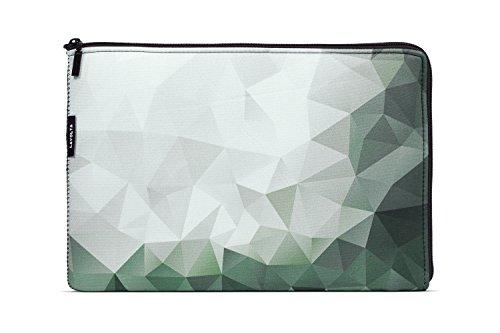 "Lavolta Urban cb-lv17b Pattern Laptop Tasche Notebook Hülle für Apple Macbook Pro 13"" / Apple Macbook Air 13"" - Crystal Iceberg"