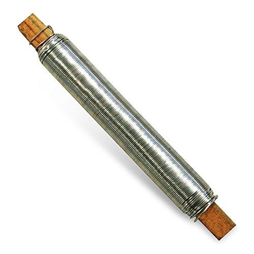 HC-Handel 931263 Blumenwickeldraht 100 Gramm Spule verzinkt 60 Meter silber Test