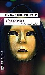 Quadriga (Kriminalromane im GMEINER-Verlag)