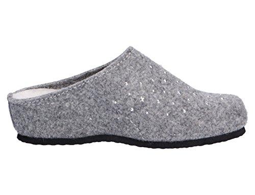 ara 15-29943-05, Pantofole donna Grau