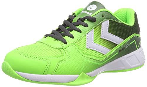 Hummel Unisex-Erwachsene AEROSPEED 2.0 Multisport Indoor Schuhe, Grün (Acid Lime 6001), 45 EU