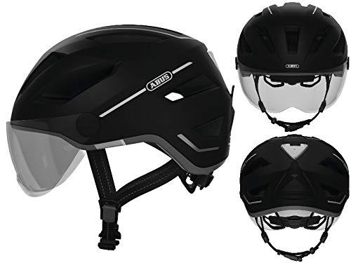 Abus Pedelec 2.0 ACE Helmet Velvet Black Kopfumfang M | 52-57cm 2019 Fahrradhelm