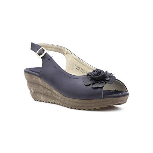 Heavenly Feet, Sandali donna Blue