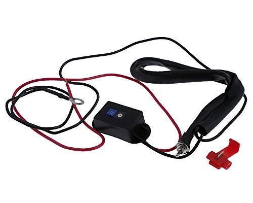 Drehzahlbegrenzer einstellbar universal Kippschalter Drossel Speedlimiter Roller