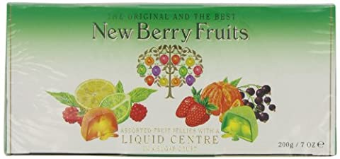 Newberry Fruits 200g (Pack of 3)