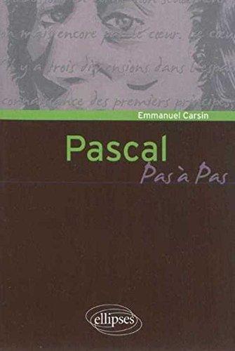 Pas a Pas avec Pascal