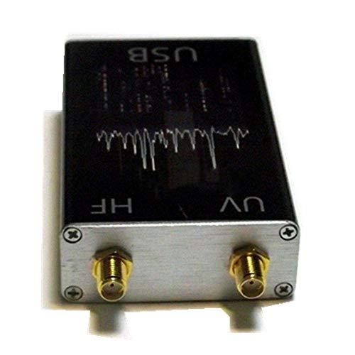 41cIc03xk5L - Liseng 100Khz-1.7Ghz Banda Completa UV Hf Rtl-Sdr Sintonizador USB Receptor / R820T + 8232 Radioaficionado