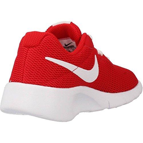 Nike Tanjun (Ps), Chaussures de Running Entrainement Garçon Rojo (University Red / White)