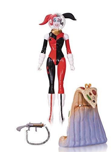 Amanda Conner Spacesuit Harley Quinn Action Figure ()