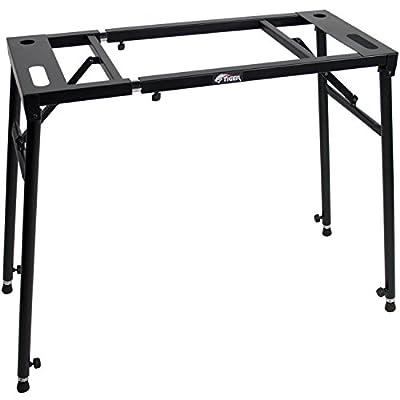 Tiger KYS21-BK Adjustable Keyboard Stand