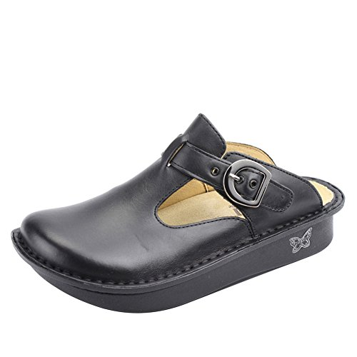 Alegria Classic, Chaussures femme Black Leather