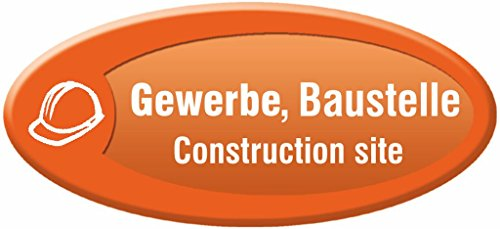 as – Schwabe 20663 CEE-PROFI-Kabeltrommel 320mmØ 30m H07BQ-F 5G2,5, orange, IP44 Gewerbe, Baustelle - 3