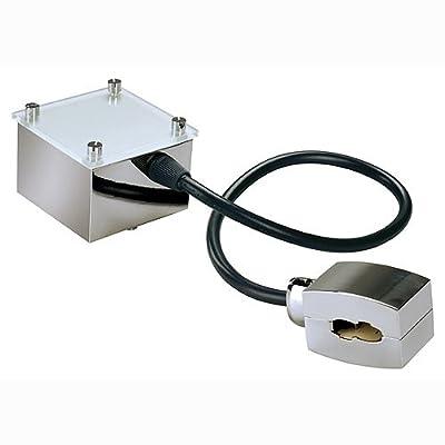 Easytec II® Einspeiser, chrom von SLV - Lampenhans.de