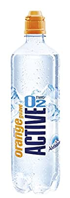 Active O2 Orange Guave, 8er Pack, Einweg (8 x 750 ml)