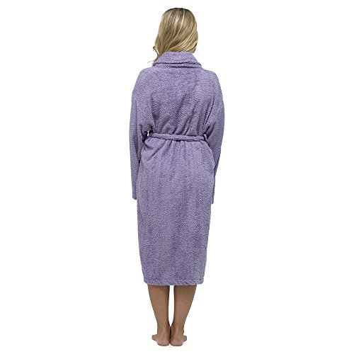 Style It Up - Vestaglia -  donna Purple - Non Hooded