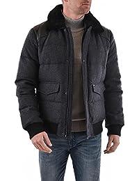 Chevignon Blouson K-flight wool gris chine