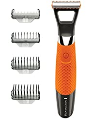 Remington MB050 Durablade Hybrid Trimmer and Shaver with 4 x Lengths
