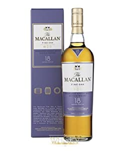 Whisky The Macallan 18 Years Fine Oak
