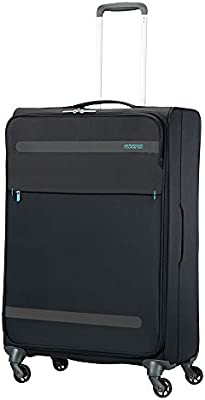 American Tourister Herolite Super Light Spinner Exp Equipaje de Mano