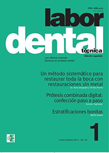 Prótesis combinada digital: confección paso a paso: Labor Dental Técnica por Karsten Tegtmeyer
