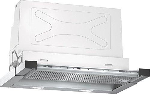 Neff DML4654X (D46ML54X0) / Flachschirmhaube / 60cm / Edelstahl / Wahlweise Abluft- oder Umluftbetrieb