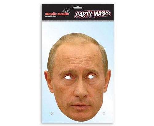 Preisvergleich Produktbild Vladimir Putin Party-Maske