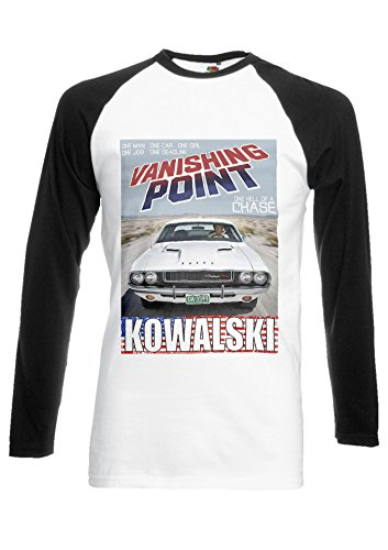 dodge-challenger-rt-440-magnum-kowalski-vanishing-black-white-men-women-unisex-long-sleeve-baseball-