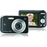 GE J1250 Appareil photo numérique 12,2 Mpix Noir