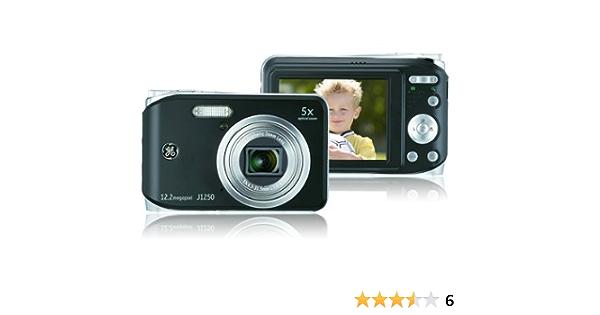 Ge General Electric J1250 Digitalkamera 2 7 Zoll Kamera