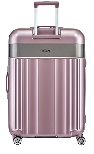 TITAN Spotlight Flash 4w 831404-12 Koffer, 76 cm, 102.0 Liter, Wild Rose - 2