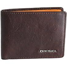 Diesel - Cartera para hombre Marrón marrón