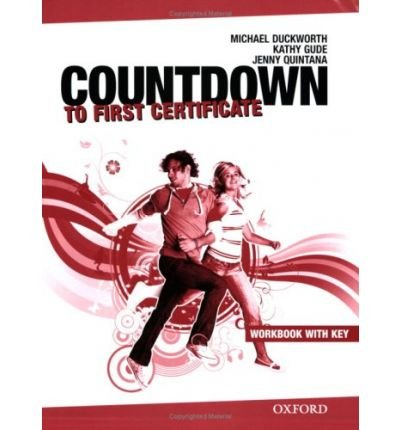 Countdown to First Certificate: Workbook with Key and Student's Audio CD Pack (Mixed media product) - Common