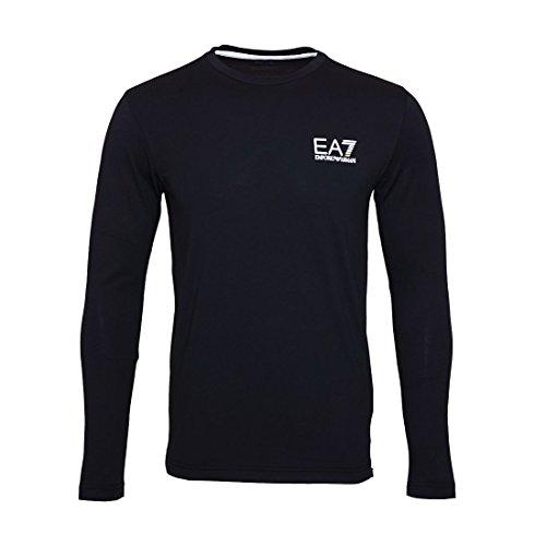 EA7 EMPORIO ARMANI Longsleeve Shirt schwarz 6XPT54 PJ02Z 1200 Nero HW16  Größe XL 9175d6a0f1