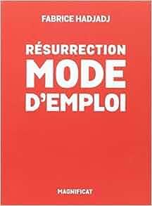 Couverture Résurrection, mode d'emploi
