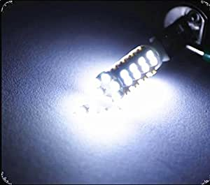SMO 2 x 38 LED SMD voiture Ampoules H3 Feux de jour lumière de brouillard