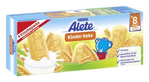 Alete Kinder Keks, 12er Pack (12 x 180 g) -