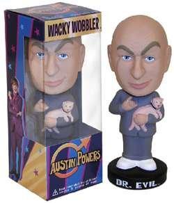 tin Powers Dr. Evil Wackelkopf-Figur ()