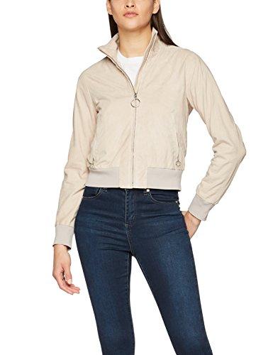drykorn mantel damen Drykorn Damen Mantel Harrow 84305 171 D-Jacken, Beige (Beige 59), 36 (Herstellergröße: 2)